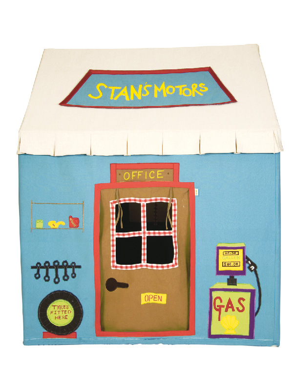 Maison cabane enfant le blog de la boutique etikolo - Cabane bebe interieur ...